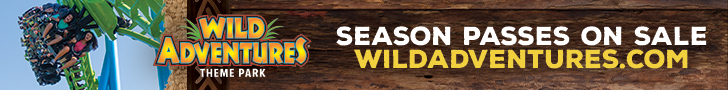 Wild Adventures Season Pass