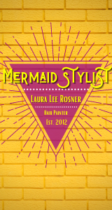 Mermaid Stylist Section