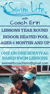 Swim Life with Coach Erin
