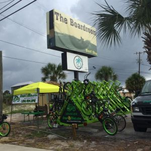 Boardroom Electric Bike Rentals and Sales