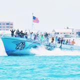 "AJ's ""Seaquest"" Speed Boat"