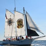 "AJ's Water Adventure ""Daniel Webster"" Schooner"