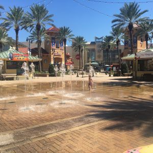 Destin Commons Splash Pad