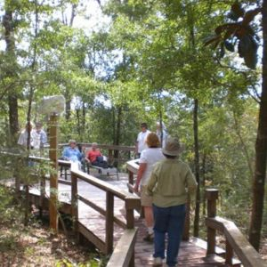 Shoal Sanctuary Nature Preserve: Hiking and Overnights