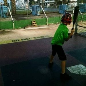 Cobra Skeeball and Batting Cages