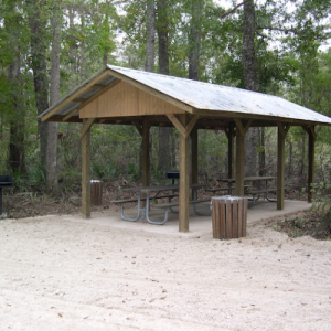 Tilley Landing: Lost Lake Campsite
