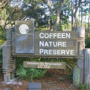 Coffeen Nature Preserve Trails