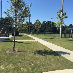Preston Hood Athletic Complex: Walking Trail