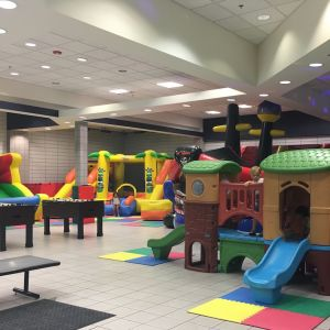 Bounce Party Playzone Birthday