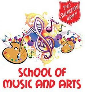 Salvation Army School of Music: Baby Beats and Music Classes