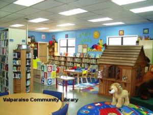 Valparaiso Community Library: Lapsit and Preschool Story Times