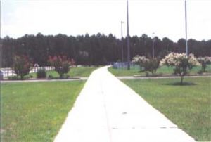 Lynn Haven Sports Complex: Walking and Biking Track