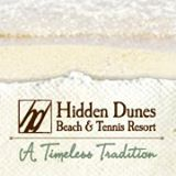 Hidden Dunes Beach and Tennis Resort: Tennis Lessons