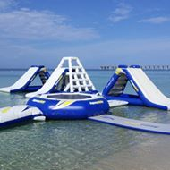 Surf N Sun Rec.: The Aqua Park Floating Water Park