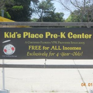 Kid's Place Pre-K Center VPK