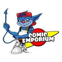 Comic Emporium: Pokemon League