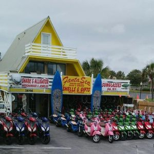 Fanta Sea Scooter Rentals and Beach Supplies