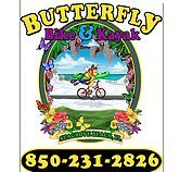 Butterfly Bike and Kayak