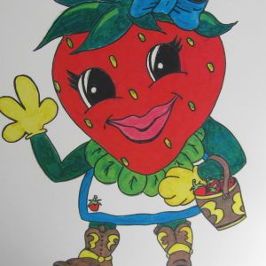 The Strawberry Farm