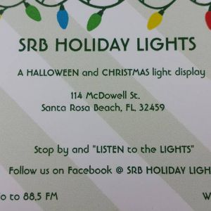 SRB Light Display