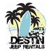 Destin Jeep Tours and Rentals