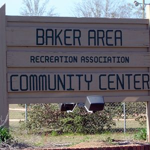 Baker Recreation Area: Community Center