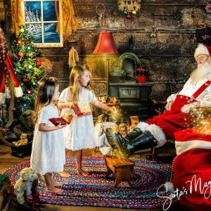 Santa's Magical World Booking  for 2021