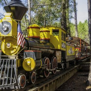 Veterans Memorial Railroad FREE Train Rides