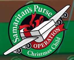 Operation Christmas Child at City Church at Northside