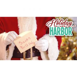 Visit with Santa at HarborWalk Village