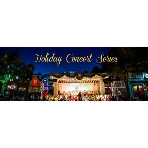 Baytowne Holiday Concert Series and Visits with Santa