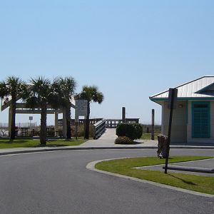 Okaloosa Beach Access 2: Emerald View Beachwalk