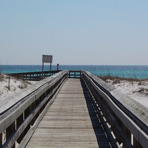 Okaloosa Beach Access 4