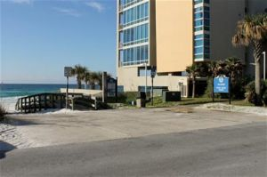 Destin: Calhoun Beach Access