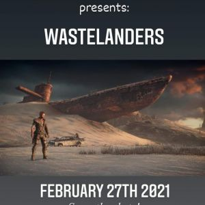 Wastelanders- A Post-Apocalyptic Aerial Production
