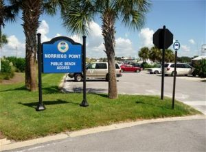 Destin: Norriego Point Park and Beach Access